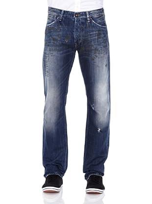 Pepe Jeans London Vaquero Case (Azul Oscuro)