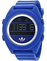 Adidas Digital Black Dial Men's Watch - ADH2910