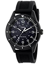 Timex Analog Black Dial Men's Watch - T2P3836S