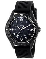Timex Analog Black Dial Men's Watch - T2P3836S