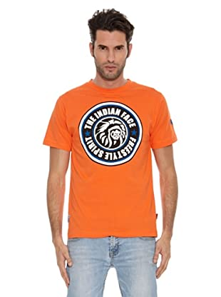 The Indian Face Camiseta Broward (Naranja)