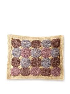 "Mar Y Sol Sayulita 14"" x 18"" Rectangle Pillow (Cool Multi)"
