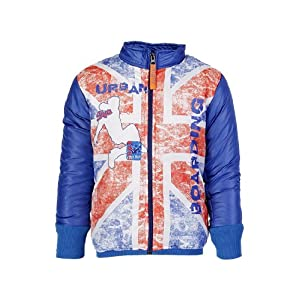 Blue Jackets & Blazers
