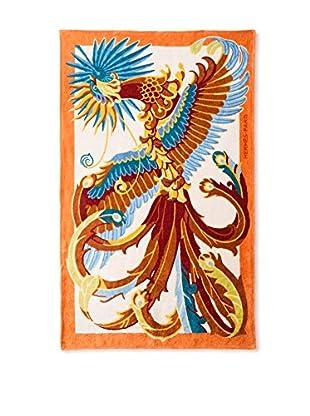 Hermès Beach Towel Mythique Phoenix, Multi