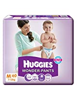 Huggies Medium Size Wonder Pants (60 Count)