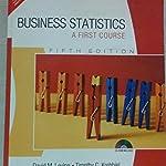 Business Statistics - David M Levine
