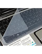 Cables Kart Silicone Keyboard Protector for 14.4-inch Laptop