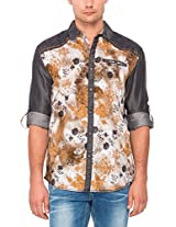 The Indian Garage Co Men's Casual Shirt