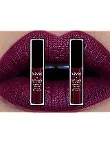 2x NYX Soft Matte Lip Cream SMLC 20 Copenhagen