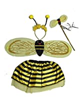 MBGiftsGalore Bumble Bee Wings Costume