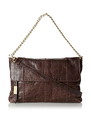 Foley + Corinna Women's Nimble Shoulder Bag, Brownie Croc