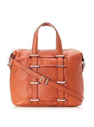 Allibelle Women's Tunnel Satchel (Copper)