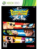Cartoon Network: Punch Time Explosion XL (Xbox 360)