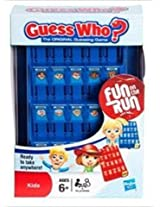 Hasbro 27469 Travel Guess Who Game