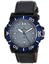 Maxima Hybrid Analog Multi-Color Dial Men's Watch - 31186LPGW