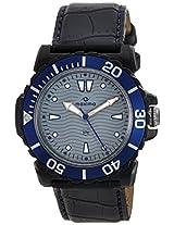 Maxima Hybrid Analog Multi-Color Dial Men's Watch - 31186LPGW