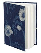 Handmade Journal Paper & Cotton Fabric Floral Hand Block Printed Diary By Rajrang