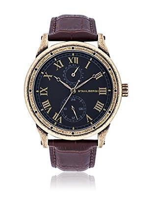 Stahlbergh Reloj Px75 Ø 43 mm (Negro)