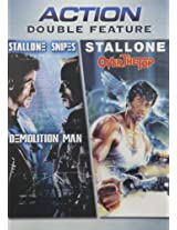 Demolition Man/Over the Top (DBFE)