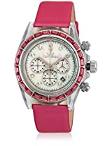 W Tw9006pk Pink/Silver Chronograph Watch Toy Watch