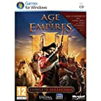 Microsoft Age of Empires III 3 Complete Collection (PC Game)