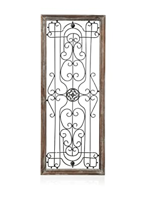Firefly Home Collection Metal Wall Décor