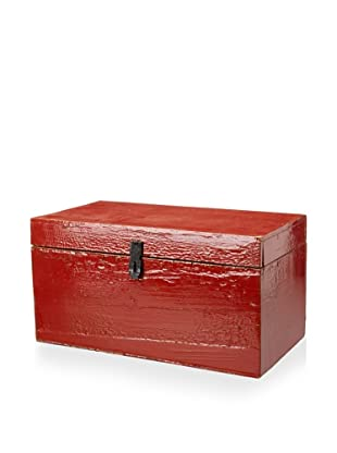 Royola Pacific Wooden Box (China Red)