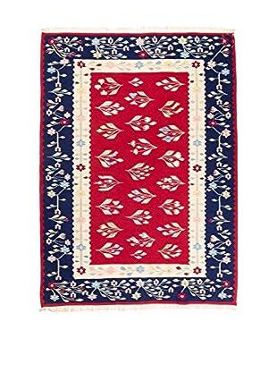RugSense Alfombra Persian Kashkai Rojo/Azul/Beige 240 x 164 cm