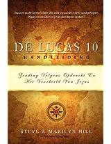 De Lucas 10 Handleiding : Zending Volgen