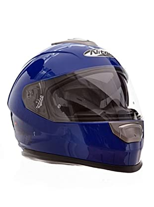 Nitro Casco Apex bleu (Blu)