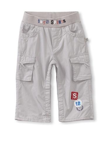 KANZ Baby Cargo Pants (Grey)
