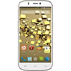 Micromax Canvas Gold A300 (Black-Gold)
