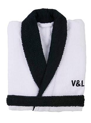 Victorio&Lucchino Accappatoio V&L (bianco)