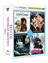 Best of World Movies Set 2 (Stray Dogs/Sex & Philosophy/Demonlover/Something Like Happiness)
