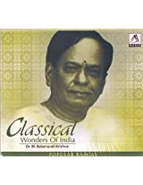 Classical Wonders of India (Live)