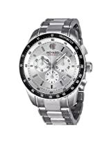 Movado 800 Stainless Steel Men's Watch - Mv2600095