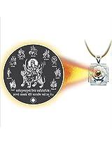 Dijyo Divine Darshan Durga-ji Navroop Pendant (S29NDG)