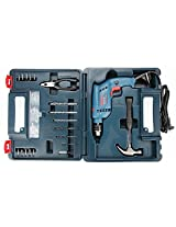 Bosch GSB 450 RE 10mm 450-Watt Impact Drill Smart Kit with Suitcase