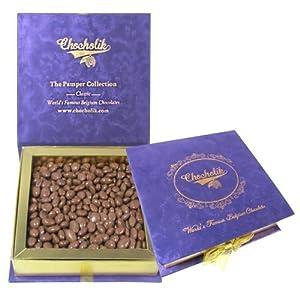 Chocolate Coated Raisin 450gm - Chocholik Dry Fruits