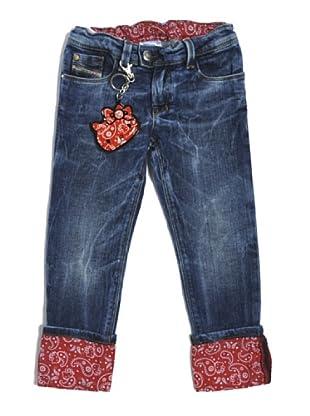 Diesel Kid Jeans Hello Kitty (Blau)