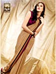 Party Wear Crepe Silk Saree