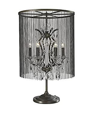 CDI Furniture Vaille Crystal Table Lamp