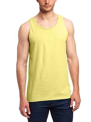 Selected Camiseta Steeve (Amarillo)