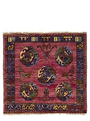 Darya Rugs Kaitag Oriental Rug, Red, 3' 10