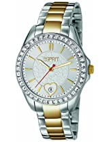 Esprit Three Hands Analog White Dial Women's Watch ES106232006
