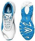 Puma Men's Lithium Rubber White Multisport Training Shoes - 10 UK