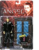 Angel Wesley Parting Gifts Limited Action Figure