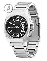 Police Analogue Black Dial Men's Watch-PL-12897JS/02M