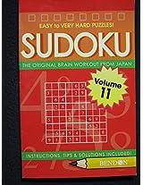 Sudoku Volume 11