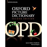 Oxford Picture Dictionary: MonolingualJayme Adelson-Goldstein�ɂ��